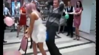 Лучшие свадебные приколы стоит посмотреть*****просто жесть))))