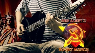 Soviet March (Red Alert 3 OST) - Metal Cover