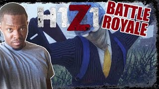 MY GAME CRASHED!! - H1Z1 Battle Royale Gameplay