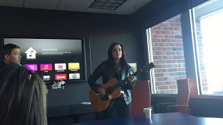 Brandy Clark 'Hold My Hand' Live Acoustic Performance