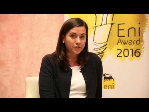 YouTube | Eni Award 2016: Alessandra Menafoglio