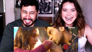 STREE | Rajkummar Rao | Shraddha Kapoor | Trailer Reaction!