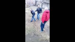 Деревенские разборки))