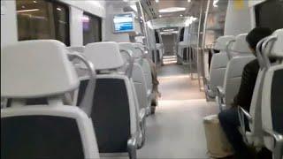 How to Reach New Delhi From IGI Airport ?Full Ride,Delhi Metro's Airport Express Line