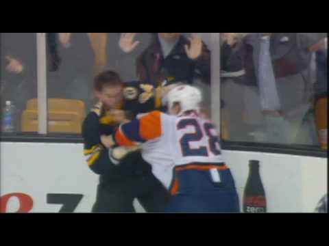 Tim Jackman vs Shane Hnidy