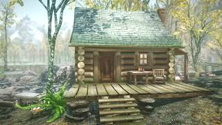 Huntsman's Hut SSE - Skyrim Mod SE Cinematic Showcase