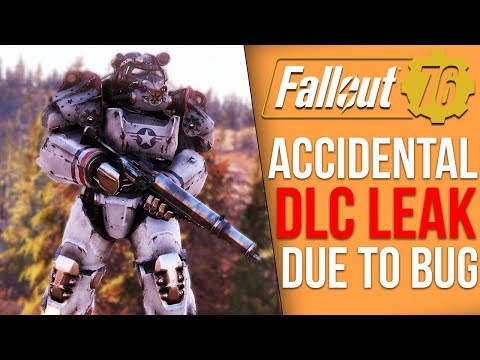 Bethesda Accidentally Leaks Future Fallout 76 DLC Details due to a Bug (Nuclear Winter)