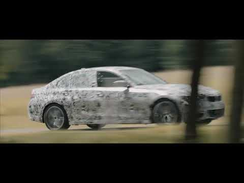 The All-New BMW 3 Series.