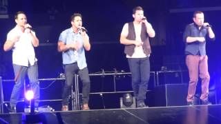 98 Degrees - Girls Night Out (The Package Tour Los Angeles)
