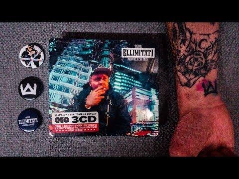 "Tede & Sir Mich - Ellimitati Box ""Preorder"" (Unboxing CD)"