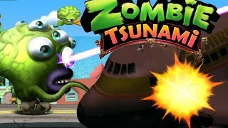 ZOMBIE TSUNAMI - Destroy All Humans [Android Gameplay, Walkthrough]
