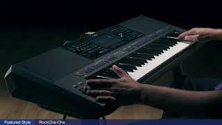 Yamaha PSR-SX700 Arranger Workstation Keyboard - Andertons Music Co