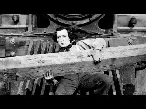 Buster Keaton Stunts