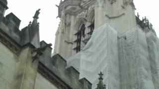 preview picture of video 'sonnerie de la potentienne,petit bourdon de la cathédrale de Sens'