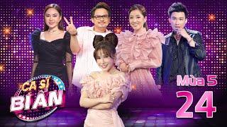 Ca Sĩ Bí Ẩn Mùa 5  Tập 24: Nữ ca sĩ gây lú khi hát 2 giọng nam nữ, Lý Hải tiết lộ ra mắt ca khúc mới
