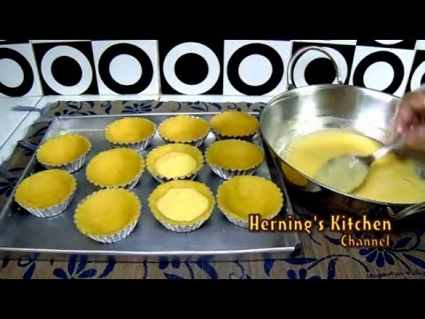 Video Resep Cara Membuat Pie Susu Sederhana