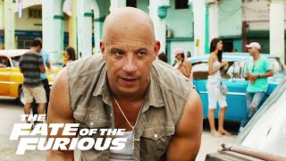 The Fate Of The Furious - Dom & Letty  - Own it 6/27 on Digital HD. 7/11 on 4K Ultra HD & Blu-ray