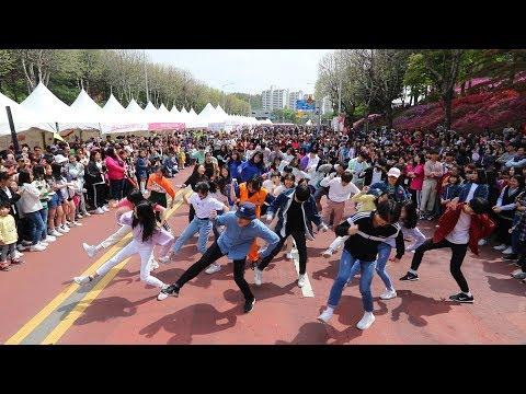 GoToe's first Random Play Dance in Metropolitan area! GUNPO, Korea