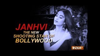 Janhvi Kapoor bagged Shooting Star of the Year award