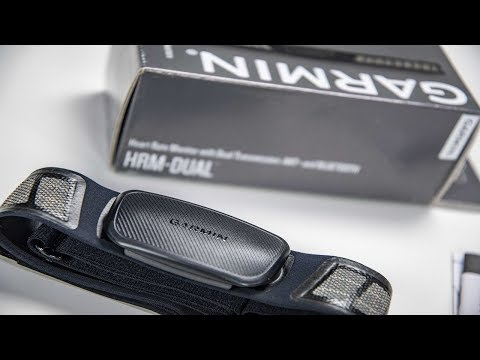 Garmin HRM-DUAL Review // ANT+ & Bluetooth Smart Heart Rate Strap