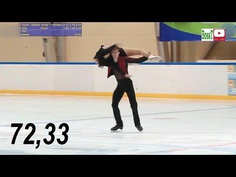 Betina POPOVA / Sergey MOZGOV - RD, MS CoR Final 2019