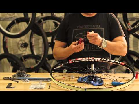XD Driver Freehub Installation - Stan's NoTubes