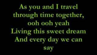 These Are The Special Times - Christina Aguilera