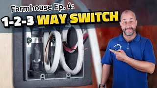 How To Wire a 3-Way Switch