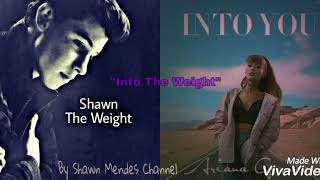 """Shawn & Ariana - """"Into The Weight"""" (Official Audio by Shawn Mendes Channel)"""