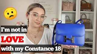 WHY I AM SELLING MY CONSTANCE 18 | MY THOUGHTS VS CHANEL MINI FLAP