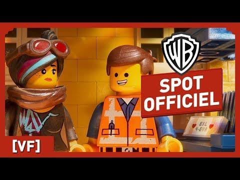 La Grande Aventure Lego 2 Warner Bros. France