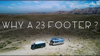 Why Did We Choose a 23D Airstream?  TMWE S3 E115