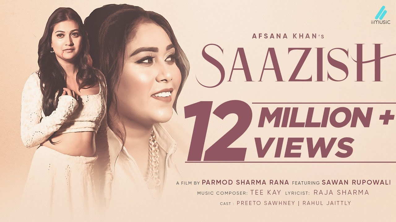Saazish mp3 Song