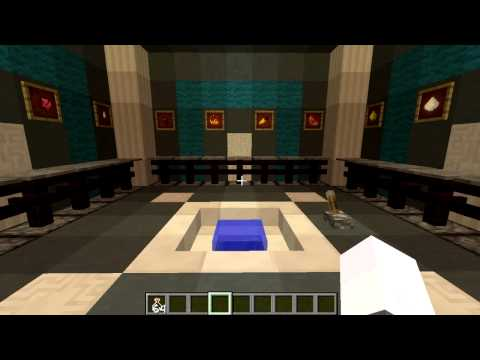 No Gui Potion Room Minecraft Map
