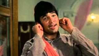 Baras Gayee Re Taras Gayee Re - Rajesh Khanna - Nanda