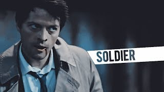 Castiel - Soldier