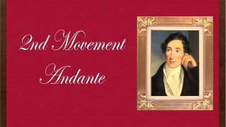 Weber - Symphony No. 1 In C Major