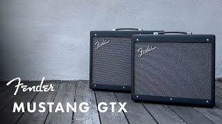 Fender Mustang GTX100 Video