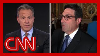 Jake Tapper reveals false claim by Trump's lawyer that was spread using tax dollars