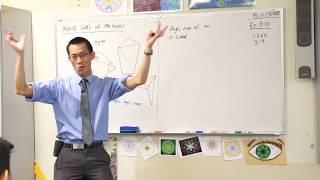 Angle Sums of a Polygon (1 of 2: Interior angles)