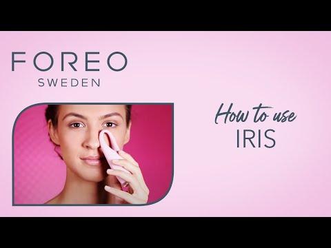 Foreo Foreo IRIS Eye Massager Magenta