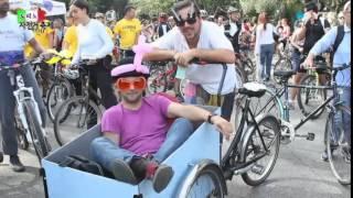 '자전거 도시 만들자'…'바이크 프라이드 2014' / YTN