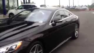 2015 S550 coupe for sale