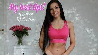 Bli motivert til å trene! // Get motivated to work out // www.stina.blogg.no