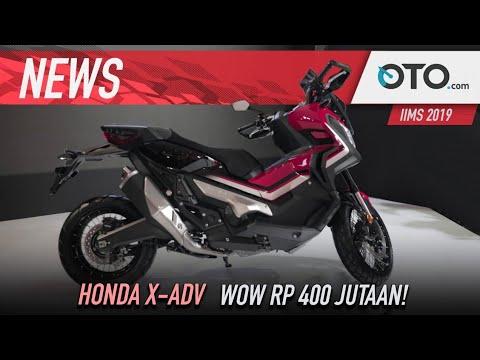Honda X-ADV | News | Seharga Honda CR-V | OTO.com