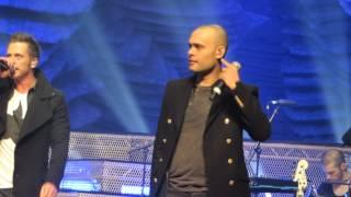 Five live in dublin nov 2013 greatest hits tour battlestar