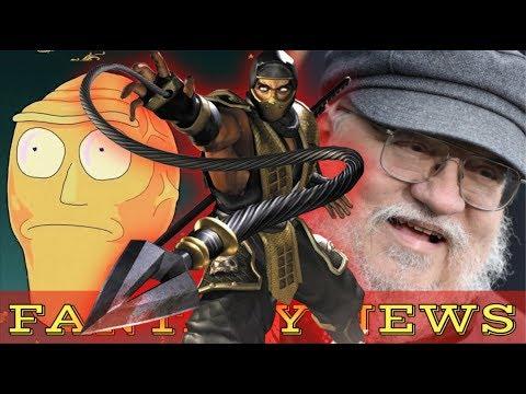 Game of Thrones Implosion, Mortal Kombat Movie, Martin ANGRY - FANTASY NEWS!