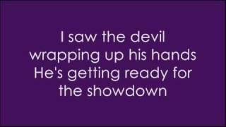 A Dustland Fairytale - The Killers lyrics