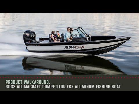 2022 Alumacraft Competitor FSX 185 in Madera, California - Video 1