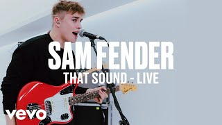 Sam Fender   That Sound (Live) | Vevo DSCVR ARTISTS TO WATCH 2019